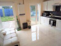 Double (Room 3) - new flat-sharing bathroom with one other room -Napier Uni, Herio Watt University