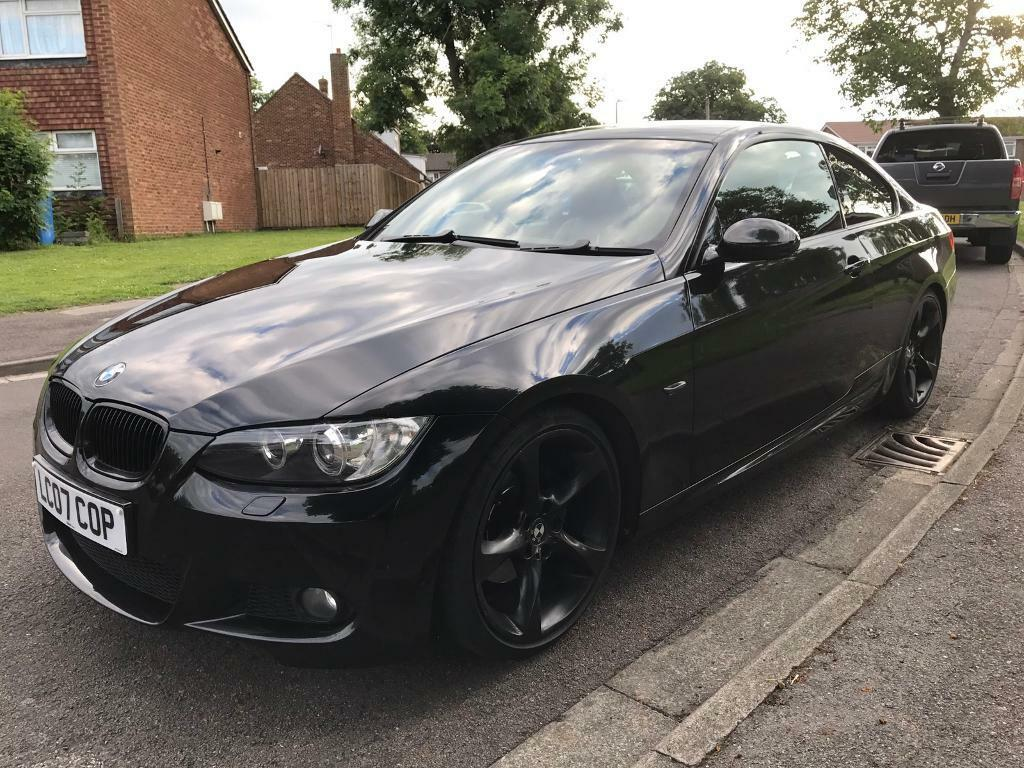bmw e92 320d m sport coupe 2007 in marlow buckinghamshire gumtree. Black Bedroom Furniture Sets. Home Design Ideas