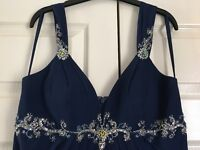 Prom / Black Tie Evening Dress Size 14