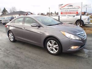 2012 Hyundai Sonata REDUCED!! LIMITED! CERTIFIED! SUNROOF!! HEAT
