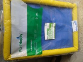 Plant nappy, Pollution prevention control product
