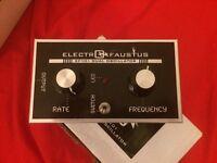 Electro Faustus EF101 Dual Oscillator Synth Noise Siren Machine