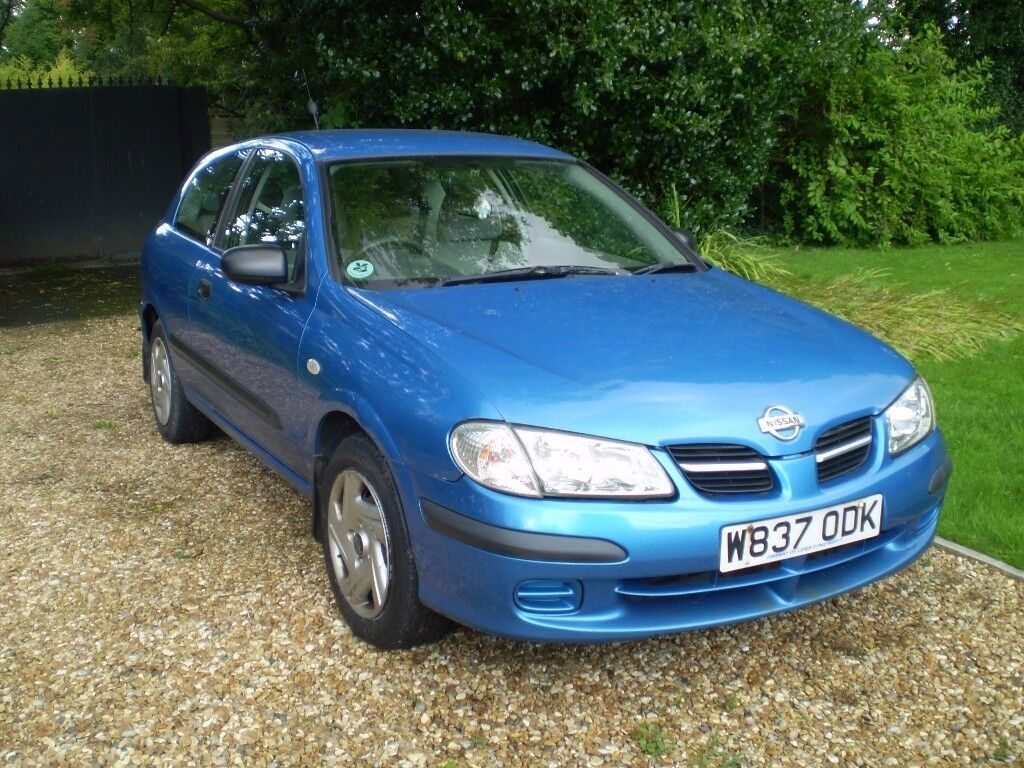 Nissan Almera S Year 2000 W Reg. MOT till October 2018 | in Eccles ...