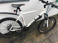 Carrera Kraken mountain bike/hardtail..xl frame..as new..£220ono Downpatrick
