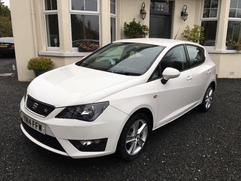 seat ibiza 2014 1 2 tsi fr 5 dr in dundonald belfast. Black Bedroom Furniture Sets. Home Design Ideas