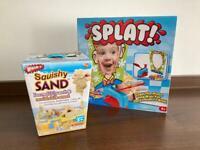 Swishy Sand & Splat