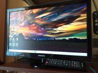 Normal SAMSUNG 19 inch flat screen LED TV