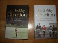 Sir Bobby Charlton - The Autobiography: My Manchester United Years & My England Years
