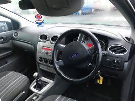 2008 (58 reg) Ford Focus 1.6 TDCi DPF Style 5dr Hatchback Turbo Diesel 5 Speed Manual