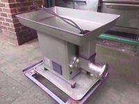 MEAT FASTFOOD COMMERCIAL MEAT MINCER CATERING 32 SIZE GRINDER MACHINE DINER TAKEAWYA BUTCHERS CAFE
