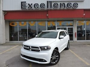 2017 Dodge Durango GT+7 pass+AWD+TOIT+BLUETOOTH