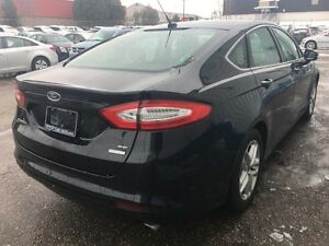 2014 Ford Fusion SE *LEATHER-HEATED SEATS* Kitchener / Waterloo Kitchener Area image 5