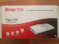 Draytek Vigor 130 VDSL/ADSL Modem