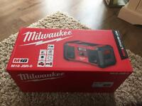 Milwaukee M18 Radio - Brand New