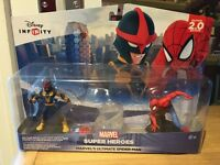 *new in box* Spider-Man Disney infinity character set