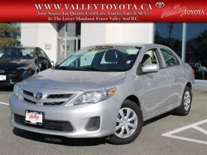 2012 Toyota Corolla CE B Package (#305)