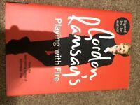 Signed Gordon Ramsay Book
