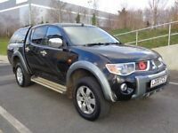 2006 MITSUBISHI L200 MANUAL DIESEL,ANIMAL BODYKIT, BOX INCLUDED, PRIVATE LATE,FSH,3 MONTHS WARRANTY