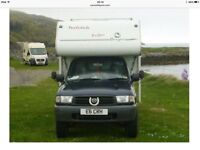 Wanted Demountable Camper for L200 Pickup