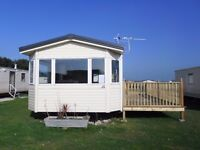 2 and 3 bed static caravans for hire St Merryn,Nr Padstow,North Cornwall