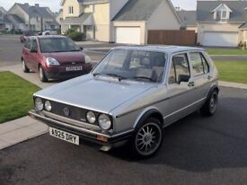 MK1 Golf GX 1.6td / Only one for sale / Great condition / Investment