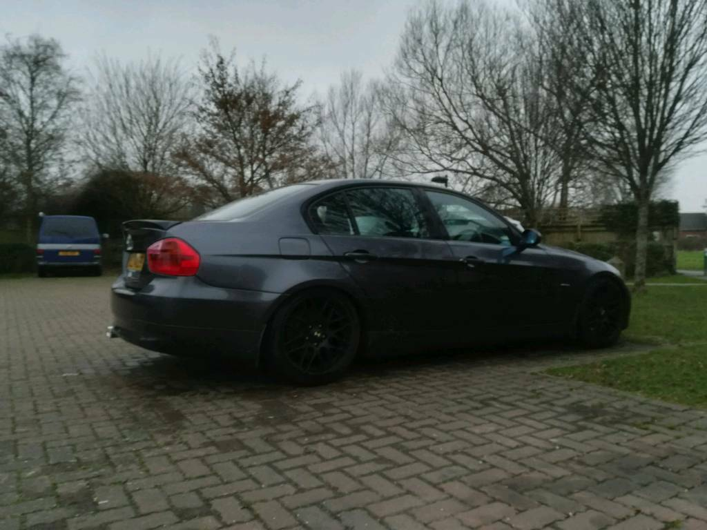 bmw e90 modified 318d manual in petersfield hampshire. Black Bedroom Furniture Sets. Home Design Ideas