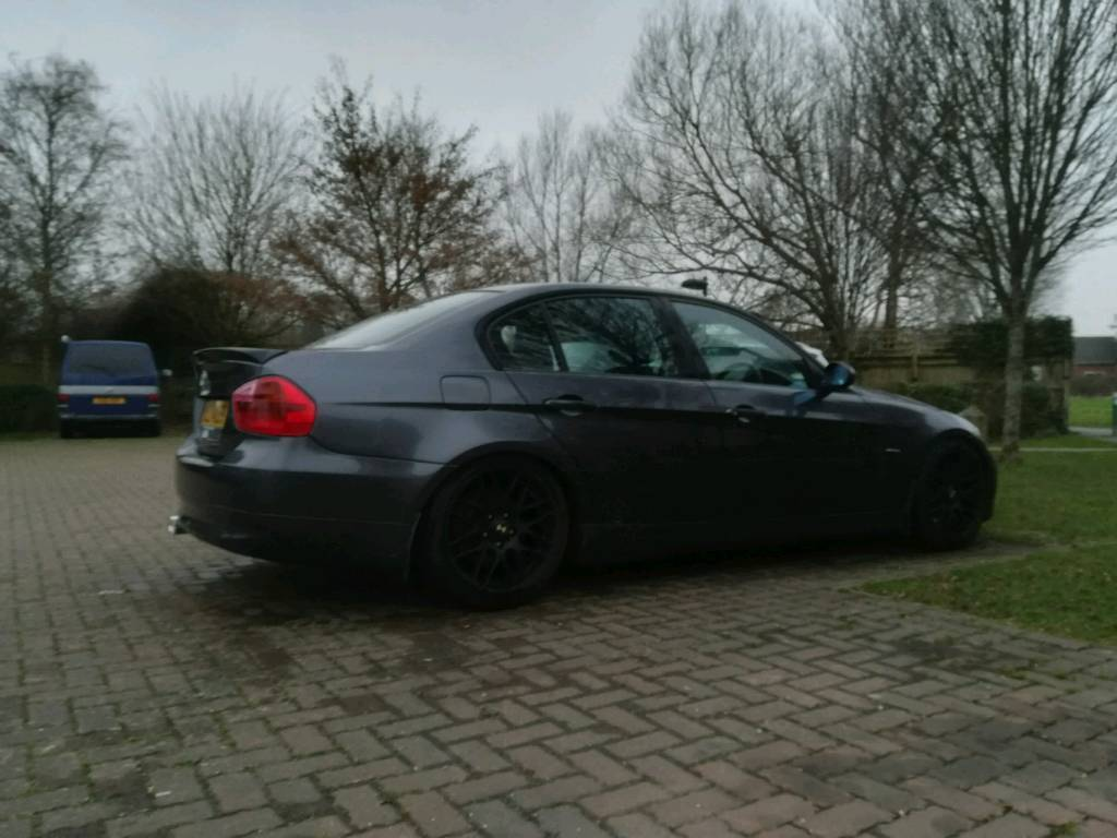 bmw e90 modified 318d manual in petersfield hampshire gumtree. Black Bedroom Furniture Sets. Home Design Ideas
