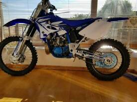 Yz 250 road legal