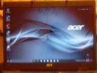 Acer Aspire 3690 Media Center, Intel 1.6GHz processor, 2GB of Ram, 60GB Hard Drive