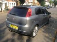 2008 FIAT PUNTO SPORT T-J 1.4 TURBO WITH LONG MOT QUICK SALE