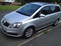 2006 Vauxhall Zafira 1.9 CDTi 7 Seater MPV 12 Months MOT Cheap Bargain PX Swaps