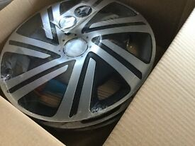 """15"""" Wheel Trims / Covers"""