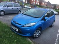 09 REG FORD FIESTA 1.4 TDCi STYLE + 5DR-LOW ROAD TAX-MAY 2018 MOT-GREAT LOOKING & DRIVING CAR