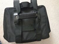 UDG record bag - reasonable condition without shoulder strap