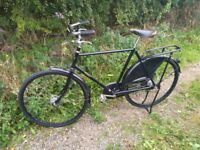 """Pashley Roadster Classic 3 speed 22.5"""" frame"""