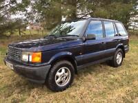 Range Rover 2.5dse
