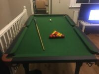 Pool table for sale NEEDS to go