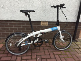 Tern Link D8 Folding bikes (2) in excellent condition