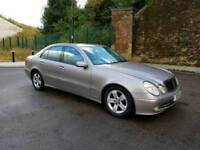 Mercedes Benz E Class E270 Cdi 2003 PRIVATE PLATE INCLUDED