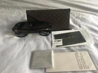 Gucci glasses (genuine)