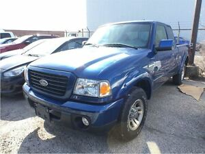 2008 Ford Ranger AUTOMATIC**ALLOY WHEELS**ONLY 88, 000 KMS**