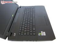 Clevo P670SA Custom laptop Gaming laptop i7 gtx ssd