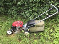 Honda Izy Lawn Mower Lawnmower