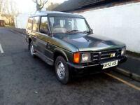 Land Rover Discovery 1, 200Tdi 3 door, Metallic Green, Compass Decals, MOT, SH