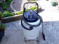 Numatic WVD1502 - Industrial Commercial Wet/Dry Hoover/Vacuum Twin Motor Cleaner 70Ltr - 2000 Watt