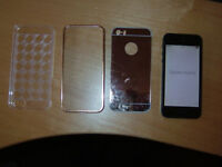 Apple iPhone 5 32Gb (Black) on EE with extras