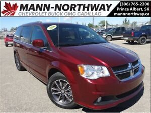 2016 Dodge Grand Caravan SXT | DVD, Leather, Bluetooth, Cruise C