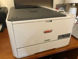 OKI C332 ( 33TW SunAngel A4 ) White Toner laser printer