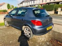 Peugeot 307s 1.6hdi 2006 £595 ono