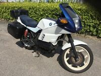 BMW K100RS SE ABS Special Edition - M Sport White Blue paintwork, MOT July